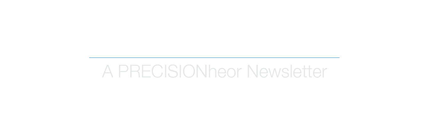 A Precision HEOR Newsletter Logo